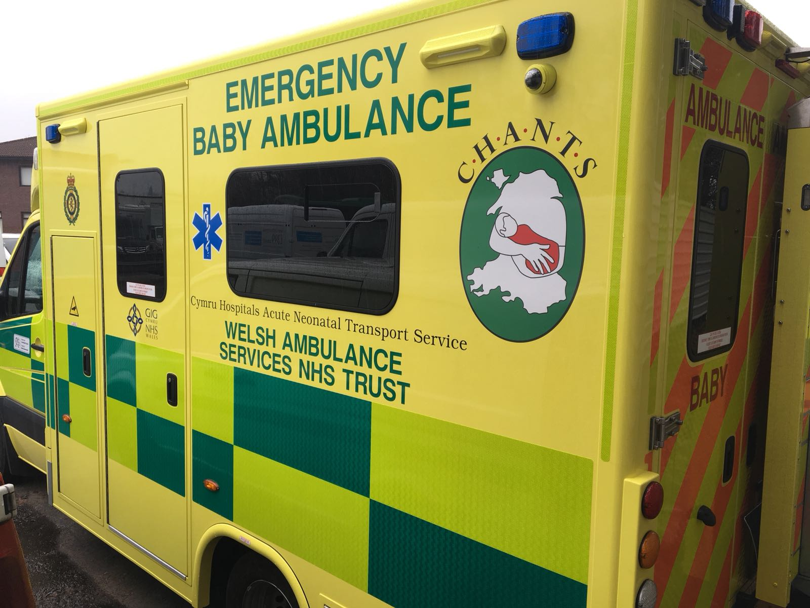 Wales Neonatal Network | About Us